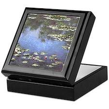 Monet Water Lillies 1906 Keepsake Box