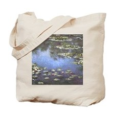 Monet Water Lillies 1906 Tote Bag