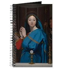 The Virgin Adoring the Host Journal