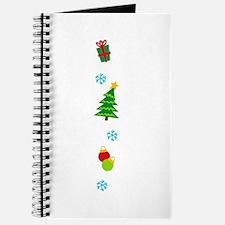 CHRISTMAS BORDER Journal