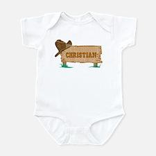 Christian western Infant Bodysuit