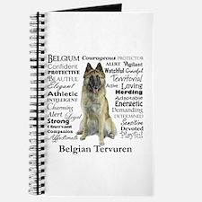 Belgian Tervuren Traits Journal