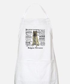 Belgian Tervuren Traits Apron