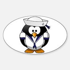 Sailor Penguin Decal
