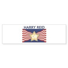 Elect HARRY REID 08 Bumper Bumper Sticker
