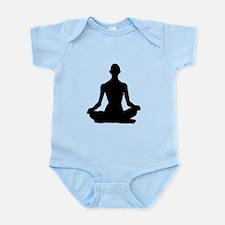 Yoga Buddhism meditation Pose Body Suit