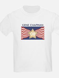 Elect GENE CHAPMAN 08 T-Shirt