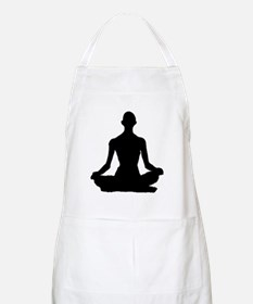 Yoga Buddhism meditation Pose Apron