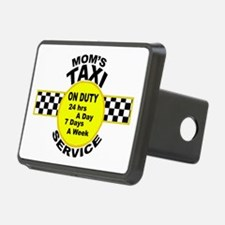 Mom's Taxi Service Hitch Cover