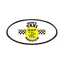 Mom's Taxi Service Patch