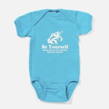 Be a Unicorn Baby Bodysuit