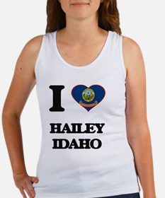 I love Hailey Idaho Tank Top