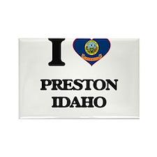 I love Preston Idaho Magnets