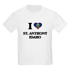 I love St. Anthony Idaho T-Shirt
