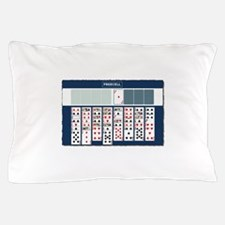 Freecell Solitaire Pillow Case