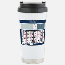Freecell Solitaire Travel Mug