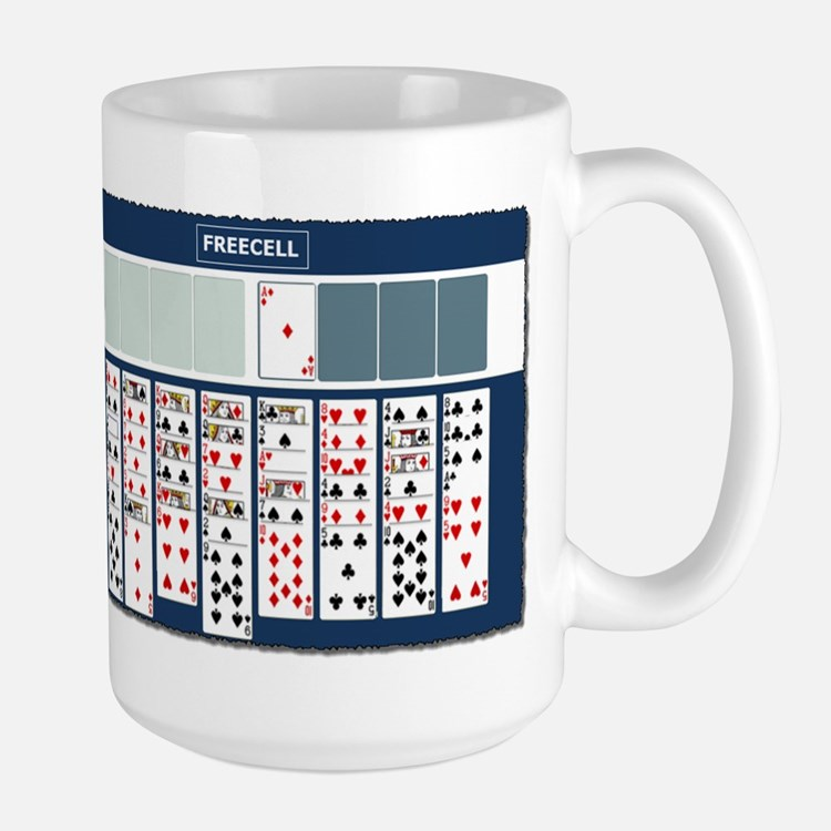 Freecell Solitaire Mugs