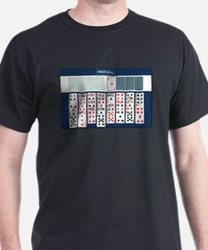 Freecell Solitaire T-Shirt