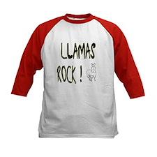 Llamas Rock ! Tee