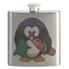 Swimmer Penguin Flask