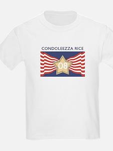 Elect CONDOLEEZZA RICE 08 T-Shirt