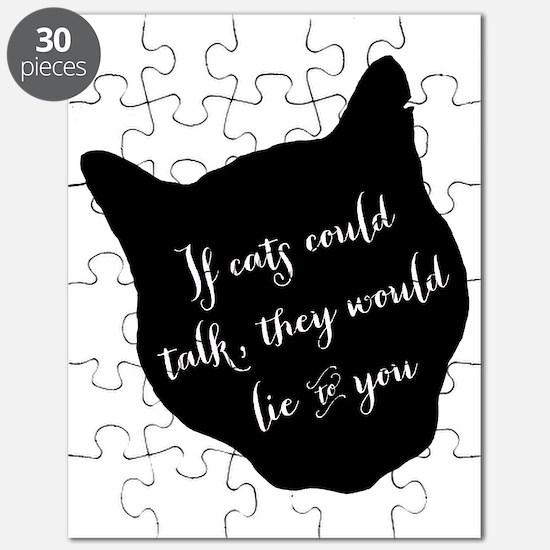 ifcatscouldtalk Puzzle