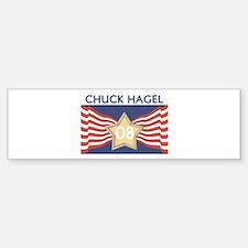 Elect CHUCK HAGEL 08 Bumper Bumper Bumper Sticker