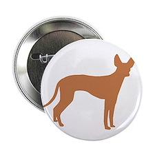 """cirneco_delletna silo color 2.25"""" Button (100 pack"""