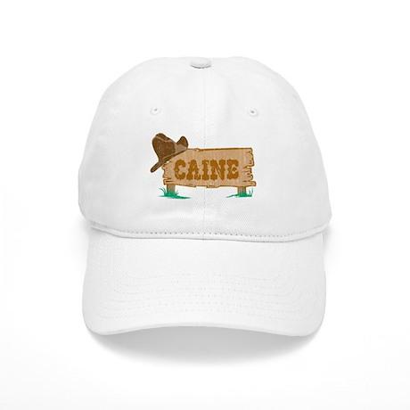 Caine western Cap