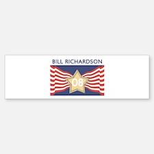 Elect BILL RICHARDSON 08 Bumper Bumper Bumper Sticker