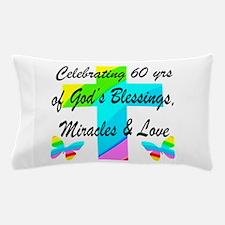 60 YR OLD PRAYER Pillow Case