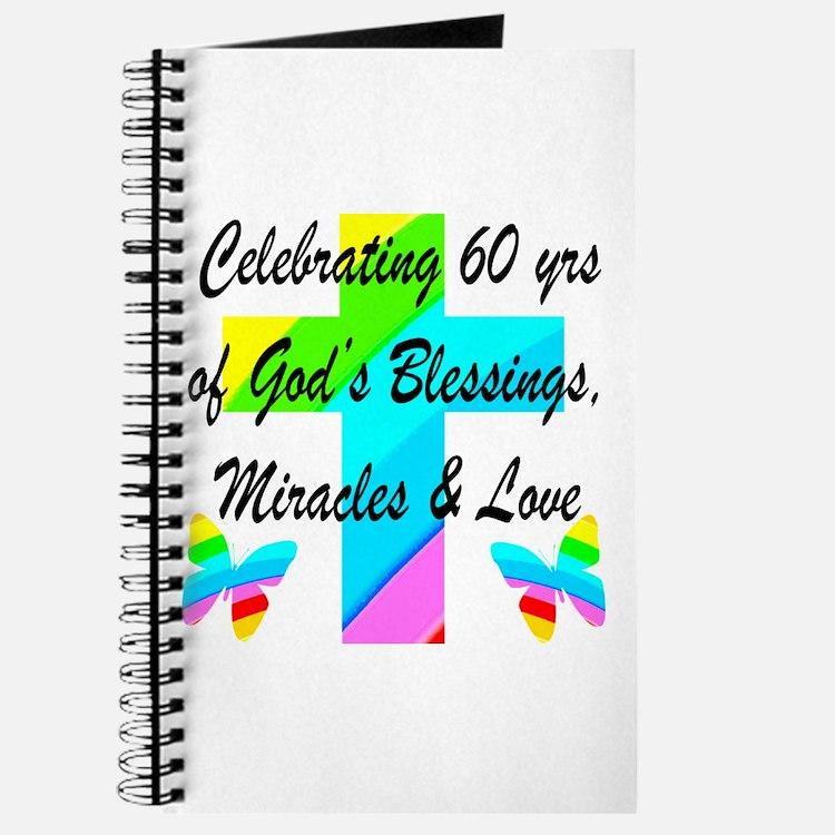 60 YR OLD PRAYER Journal