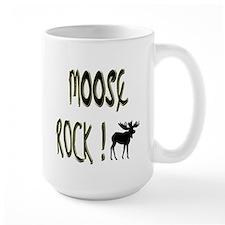 Moose Rock ! Ceramic Mugs
