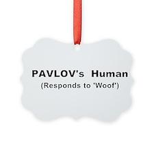 Pavlovs Human Ornament
