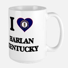 I love Harlan Kentucky Mugs