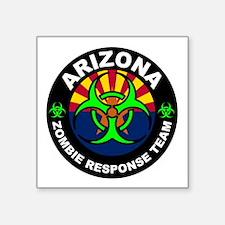 Arizona Zombie Response Team Green Sticker