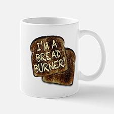 Cute Burnt bread Mug