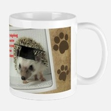 Hedgehog Smarter Than Your Honor Student Mugs