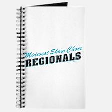 Glee Regionals Retro Journal