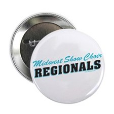 """Glee Regionals Retro 2.25"""" Button"""