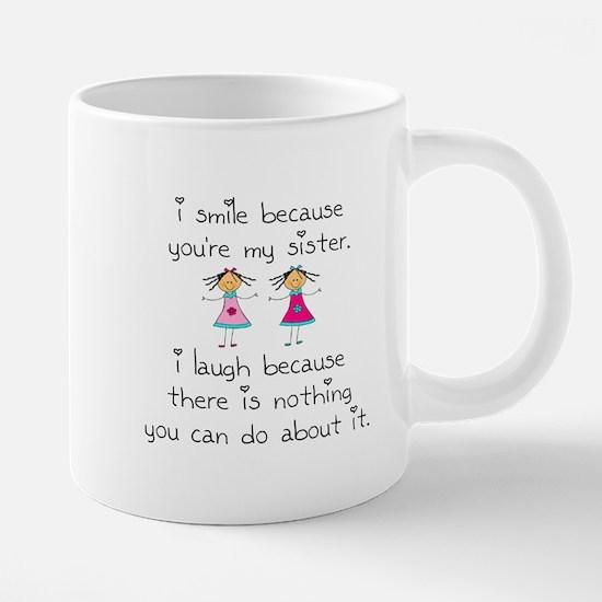 Sister Smile Mugs