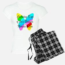 BLESSED 80 YR OLD Pajamas