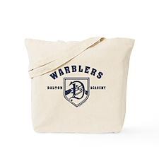 Glee Dalton Academy Warblers Tote Bag