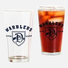 Glee Dalton Academy Warblers Drinking Glass
