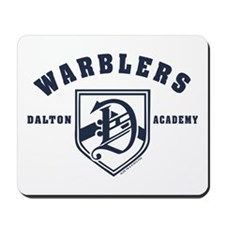 Glee Dalton Academy Warblers Mousepad