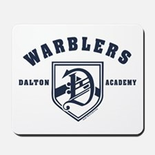 Glee Dalton Academy Warblers Mousepad