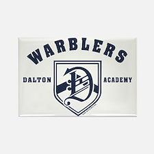Glee Dalton Academy Warblers Rectangle Magnet