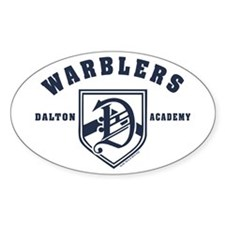 Glee Dalton Academy Warblers Decal