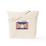 Elect AL GORE 08 Tote Bag