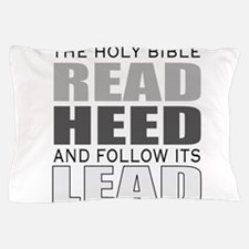 Christian bible leader Pillow Case